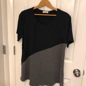🆕 Bulotus Short Sleeve Top Size 3X